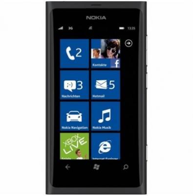 знакомство с lumia 800